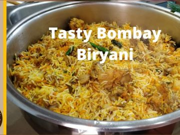 Tasty Bombay Biryani Recipe -  Biryani Recipe Video by Cooking with Asifa - CWA