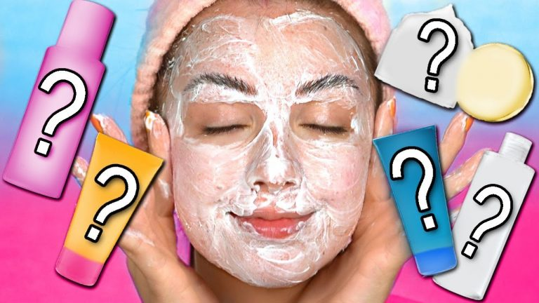THE 5 SKINCARE PRODUCTS YOU NEED!