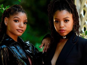 Chloe x Halle dish on 'grown-ish' and Grammys