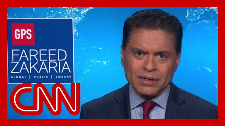 Fareed's take: The grave consequences of vaccine nationalism