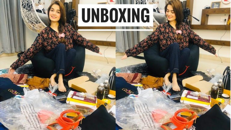 UNBOXING PR Packages || Giveaway🌟 1