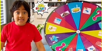 Ryan's Spin the Mystery Wheel Challenge and more 1 hr fun kids activities! 6