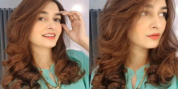 Blow dry Look With Straightener || Perfect Bouncy Hair With Straightner At Home 4