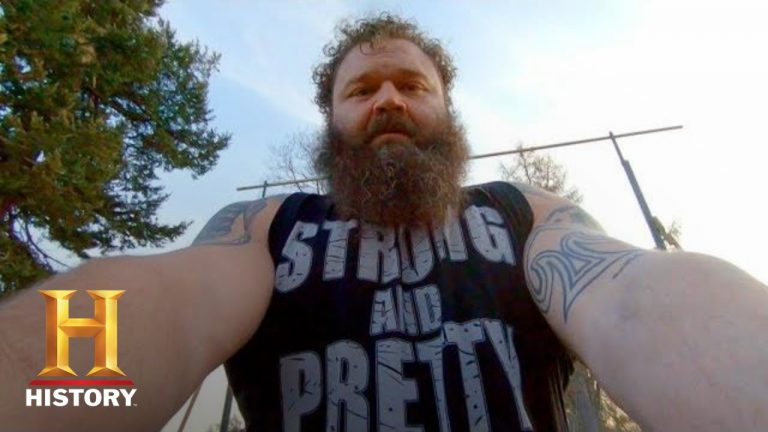ROBERT OBERST'S BIGGEST LIFTS: The Strongest Man in History (Season 1) | History 1