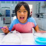 Easy DIY Science Experiment for kids with Bubbles!!! 2