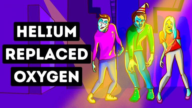 What If Helium Replaced Oxygen for 1 Minute?
