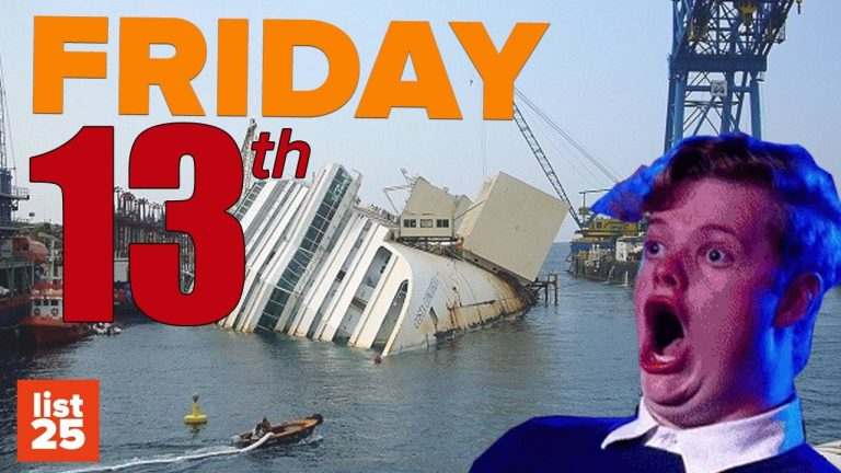 25 Terribly Unlucky Things That Happened On Friday The 13th
