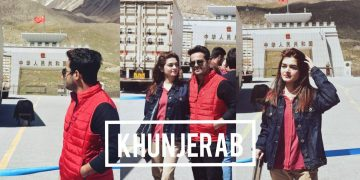 Khunjerab Pass || China Border Tour || VLOG pt #3 || To be continued 15