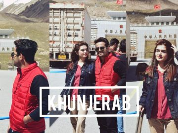 Khunjerab Pass || China Border Tour || VLOG pt #3 || To be continued 5