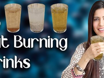 3 Organic Fat Burning Drinks for Fast Weight Loss - Ghazal Siddique