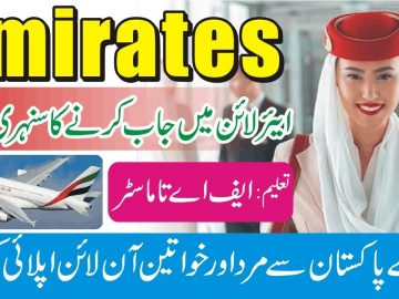 Emirates Air Line Jobs Online Apply | Emirates Group Careers Jobs | Emirates Cabin Crew Jobs | Jobs