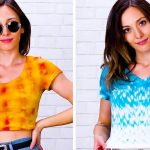 DIY Your Own Tie Dye with These 6 Creative Ideas! | DIY Wardrobe Upgrades and Life Hacks by Blossom