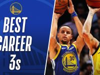 Steph's BEST BUCKETS From Downtown 🎯 5