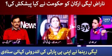 Inside story of intra-party differences in PMLN-N - Dawn News