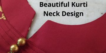KURTI FRONT NECK DESIGN EASY CUTTING AND STITCHING/NEW NECK DESIGN@RR Fashion Point 11