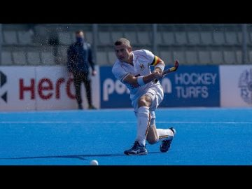Spain v Belgium | Match 72 | Men's FIH Hockey Pro League Highlights