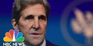 Meet The Cabinet: Special Presidential Envoy For Climate John Kerry | NBC News NOW
