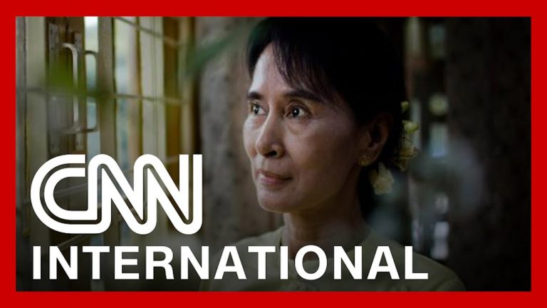CNNi: Coup in Myanmar after Aung San Suu Kyi and leaders detained