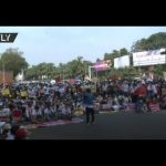 Anti-coup demonstrators hold new rally in Yangon, Myanmar