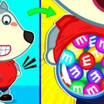 What's in Pregnant Belly? - Wolfoo and Funny Stories for Kids | Wolfoo Family Kids Cartoon 4