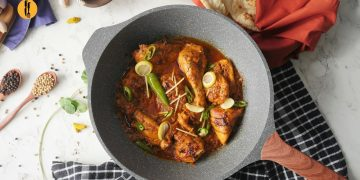 Bawarchi Style Tikka Karahi Recipe By Food Fusion