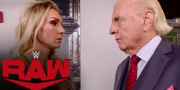 Charlotte Flair confronts Lacey Evans and Ric Flair: Raw, Jan. 25, 2021