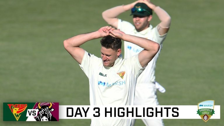 Tigers, Bulls clash delicately poised after three days | Marsh Sheffield Shield 2020-21