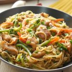 Easy Chicken Chow Mein Recipe by Food Fusion