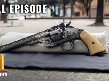 Found: JESSE JAMES PISTOL UNCOVERED (S1, E2) | Full Episode | History 8