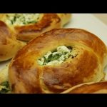 Turkish Pogaca Recipe - Easy Butter Bread with Cheese