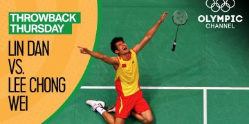 Badminton Full Men's Singles Final - Beijing 2008 | Throwback Thursday