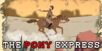 The Pony Express (1860-61)