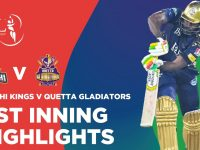 1st Inning Highlights | Karachi Kings vs Quetta Gladiators | HBL PSL 2021 | Match 1 | MG2T
