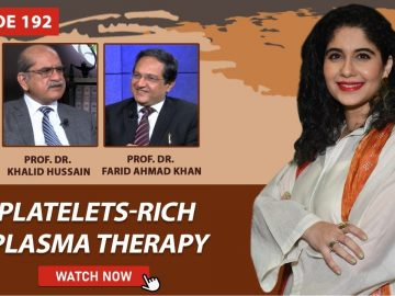 Coffee Table | Platelet-Rich Plasma Therapy | Episode 192 | Indus News