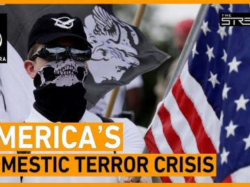 🇺🇸 Can the US confront its domestic terror threat? | The Stream 10