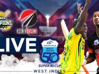 🔴LIVE Jamaica vs Trinidad & Tobago | CG Insurance Super50 Cup 10