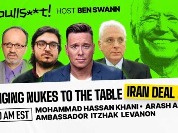 Bringing Nukes to the Table   Iran Deal 2.0?
