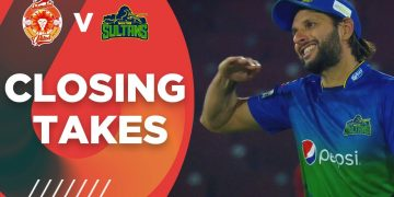 Closing Takes | Islamabad United vs Multan Sultans | HBL PSL 6 2021 | MG2T