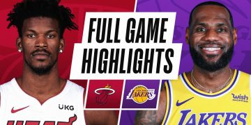 HEAT at LAKERS | FULL GAME HIGHLIGHTS | February 20, 2021