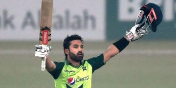 Mohammad Rizwan thankful to Almighty after record performance in first T20 8