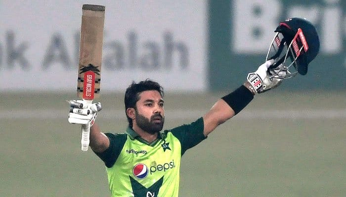Mohammad Rizwan thankful to Almighty after record performance in first T20 1