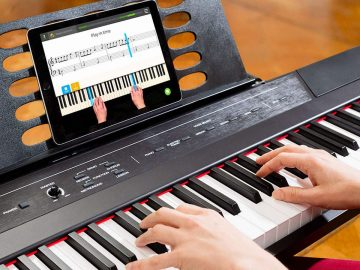 Teach yourself the piano with this interactive lesson app, now 50% off 8