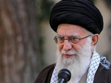 """Iran's Khamenei says Tehran wants """"action not words"""" from parties to 2015 deal 13"""