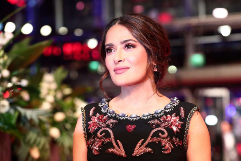 Salma Hayek: Every woman is strong 1