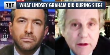 What Lindsey Graham Did During US Capitol Siege