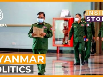 Could Myanmar's military stage a coup? | Inside Story