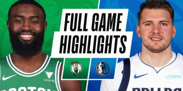 CELTICS at MAVERICKS | FULL GAME HIGHLIGHTS | February 23, 2021