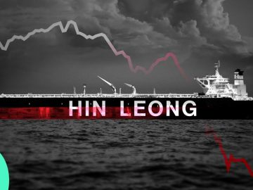 How One of Asia's Biggest Oil Empires Collapsed