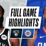 NETS at CLIPPERS   FULL GAME HIGHLIGHTS   February 21, 2021