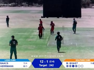 Highlights | CSA Cubs Week 2021 | Lions vs Dolphins